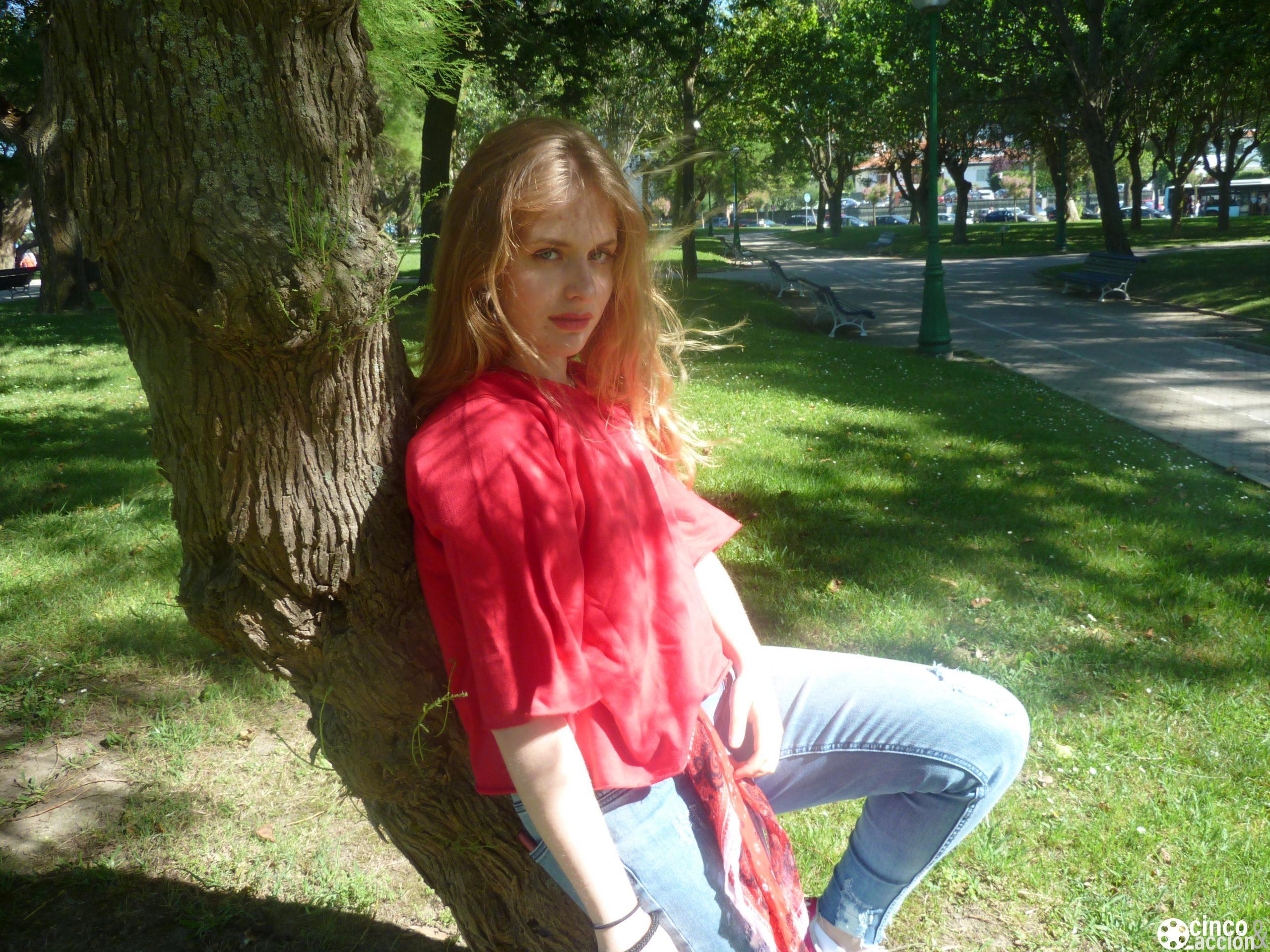 Sofia Matia Luezas
